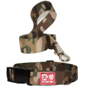 Camouflage Collar+SNQiT